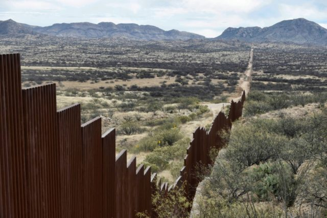 The 2,000-mile US-Mexico border is partially fenced, but the US President plans to build a wall to stop illegal immigrants from Latin America