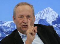 Trump Derangement Syndrome: Larry Summers Worries We Might Export Natural Gas To China
