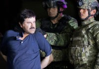 Mexican Cartel Kingpin 'El Chapo' Guzman Extradited to U.S.