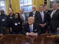 Populist Revolution: Trump Meets with Union Leaders on Day One