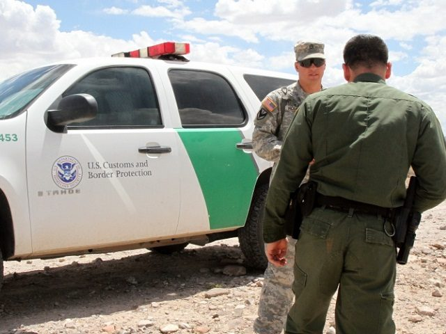 White House Denies Fake News of National Guard Immigration Force