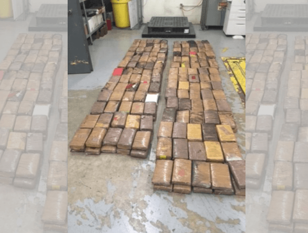 5million cocaine laredo CBP