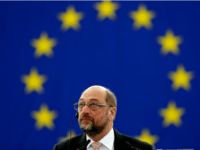 Outgoing European Parliament president Martin Schulz, of Germany, looks up before the vote for the presidency of the European Parliament in Strasbourg, eastern France, Tuesday, Jan. 17, 2017. The European Parliament picks a success to its outgoing socialist President Martin Schulz. Unlike previous occasions the race is still open as …
