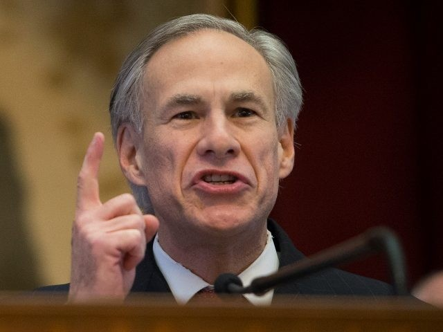Texas Governor Greg Abbott's State of the State Address