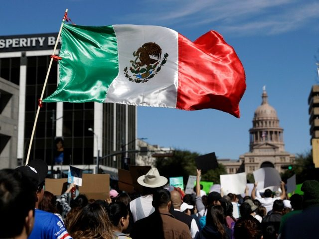 Day Without Immigrants Texas A group marches through downtown heading to the Texas Capitol during an immigration protest, Thursday, Feb. 16, 2017, in Austin, Texas. Immigrants around the U.S. stayed home from work and school Thursday to demonstrate how important they are to America's economy and its way of life, …