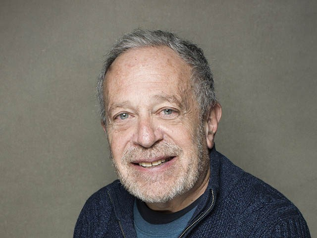 """This Jan. 21, 2013 photo shows economist and former Secretary of Labor Robert Reich from the film """"Inequality For All"""" during the 2013 Sundance Film Festival at the Fender Music Lodge in Park City, Utah. (Photo by Victoria Will/Invision/AP)"""