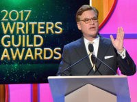 Aaron Sorkin Goes Off on Trump in Fiery WGA Awards Acceptance Speech (Video)