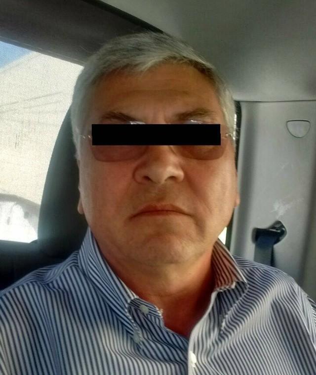 Alejandron Cano Mexican Politico Money man