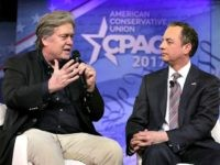Steve Bannon and Reince Priebus at CPAC: 'If the Party and the Conservative Movement Are Together, It Can't Be Stopped'