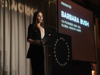 GWB Daughter Barbara Bush to Keynote Planned Parenthood Fundraiser