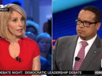 Watch: Ellison Pressed on Saying He Wished Dems Would Oppose 2nd Amendment, Denies Saying It, Says It's Out of Context