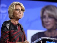 Betsy DeVos at CPAC: I Want to 'Find Common Ground' with Teachers' Unions