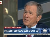 Bush 43 on Trump Travel Ban: 'A Bedrock of Our Freedom Is the Right to Worship Freely'