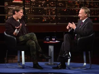 Bill Maher to MILO: 'You Remind Me of a Young, Gay, Alive Christopher Hitchens'