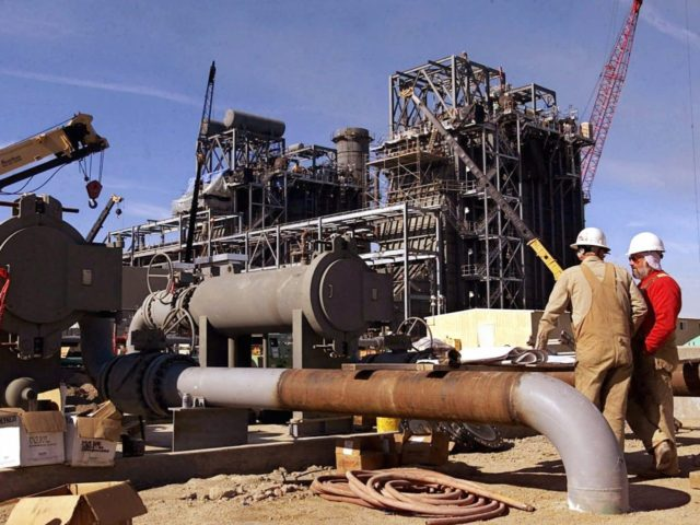 California natural gas (Rich Pedroncelli / Associated Press)