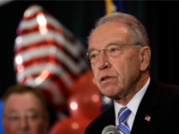 WATCH: Sen. Chuck Grassley, 83, Beats Teenager in Push-Up Contest