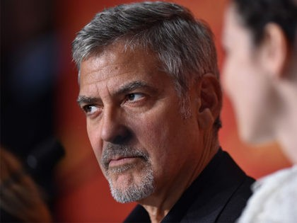 George Clooney: Trump and Bannon the Real 'Hollywood Elitists'