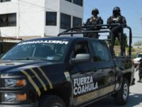 Mexican Border State Cop Killed in Cartel Ambush Yards from Texas