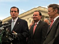 Congressional GOP Leadership's Obamacare Partial Repeal Plan in Trouble–Rand Paul, Ted Cruz, Mike Lee Band Together Against It