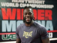 People's Champion Deontay Wilder, 36 Knockouts in 37 Bouts, Fights for Free on Fox