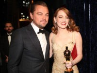 Report: Leonardo DiCaprio Flew 'Eyebrow Artist' 7,500 Miles for Oscars