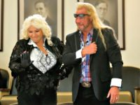Dog the Bounty Hunter and Beth AP