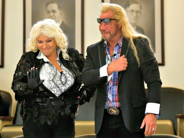 dog the bounty hunter makes a sad announcement about his