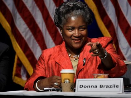 FNC's Brazile: 'No Comparison' Between BLM Protests, Capitol Hill Riot
