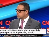 Ellison: 'Trump Has Already Done a Number of Things Which Legitimately Raise the Question of Impeachment'
