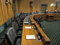 Empty Senate Seats Drew AngererGetty