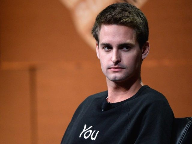 Evan Spiegel Snapchat (Michael Kovac / Getty)