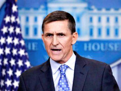 Gen. Mike Flynn AP
