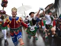 GERMANY-LIFESTYLE-CARNIVAL