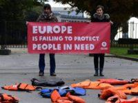 BELGIUM-EU-EUROPE-MIGRANT-OXFAM