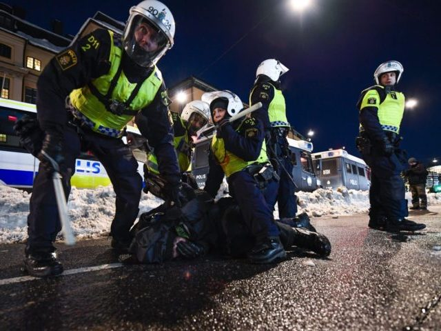 SWEDEN-POLITICS-SOCIAL-DEMO