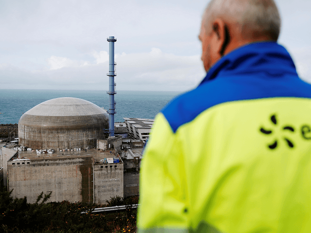 Explosion Rocks Flamanville Nuclear Power Plant in France