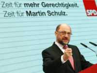 Germany's Schulz Launches 'Social-Populist' Attack on Merkel