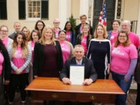 Virginia Gov. Terry McAuliffe Stands with Planned Parenthood