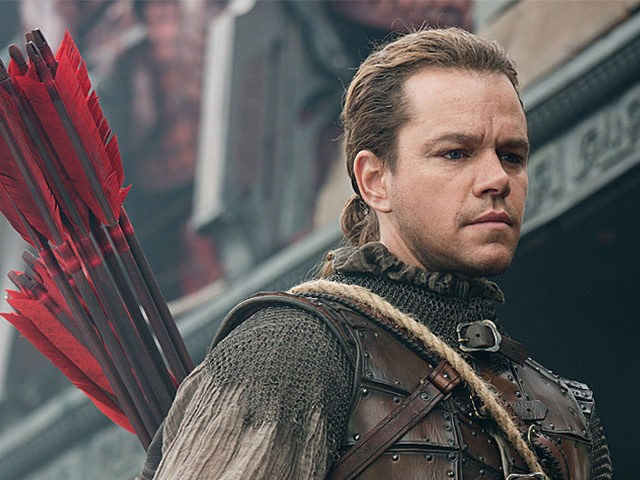 GreatWallMattDamon