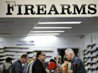 Gun Sales-AP