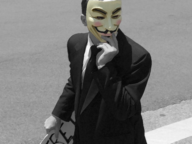 Guy Fawkes (Anonymous9000 / Flickr / CC / Cropped)