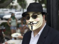 Guy Fawkes coup of the bureaucrats (Anonymous9000 / Flickr / CC /Cropped)