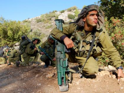 WATCH: 2,000 Israeli Reservists Train for Possible Gaza War