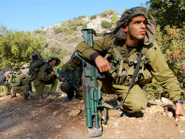 Israeli Army Launches Largest Drill of Year Simulating War with Hezbollah