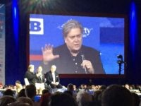 Bannon and Priebus at CPAC (Joel Pollak / Breitbart News)