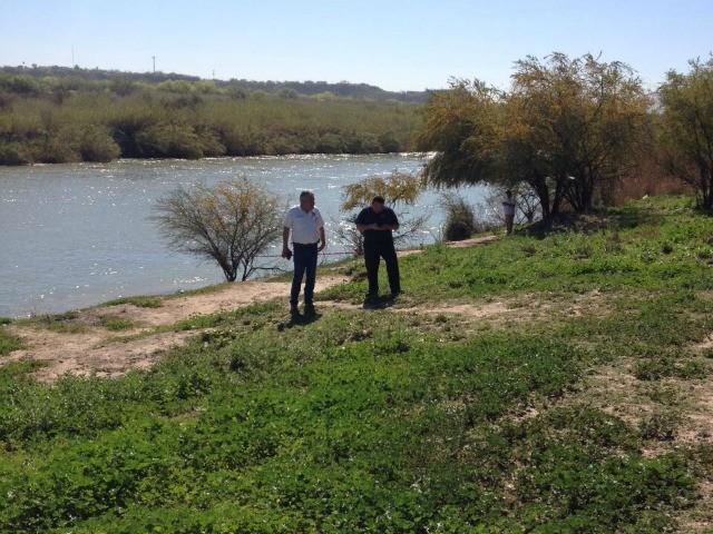 Investigators look into Body on River