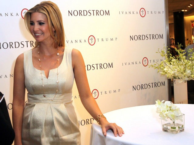 Ivanka Trump immediately shuttering her fashion line