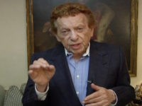 Exclusive Video – Jackie Mason on the Oscars: Plumbers Should Get the Awards, 'We Can Live Without' Anti-Trump Movie Stars