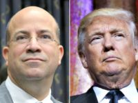 Jeff Zucker-Donald Trump