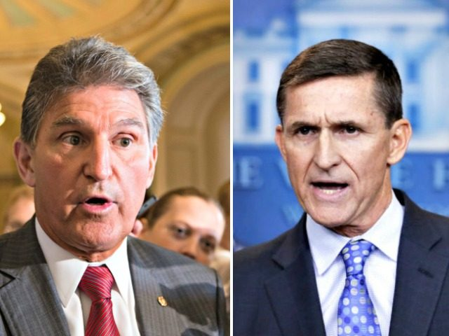 Joe Manchin, Mike Flynn
